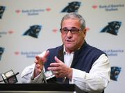 The Carolina Panthers fired Dave Gettleman from his post as general manager this week.