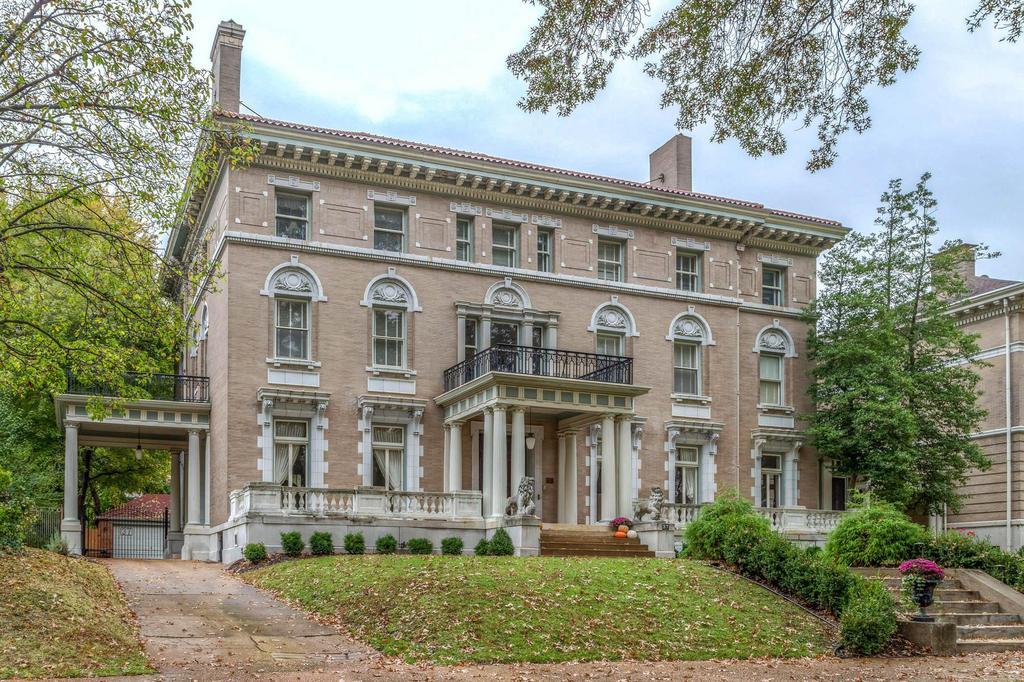 St Louis Luxury Real Estate For Sale 37 Washington