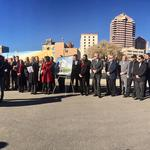 Big-name Downtown project breaks ground