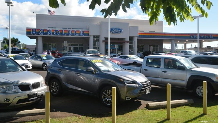 Here s how much lithia motors paid for honolulu ford s for Lithia motors medford oregon