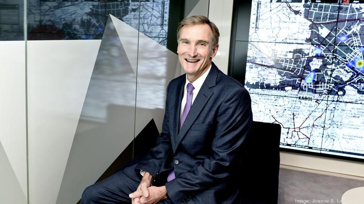 Leidos Holdings CEO Roger Krone addresses government