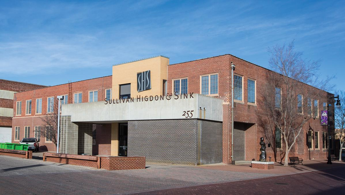Sullivan Higdon Sink Modernizing Old Town Office Wichita