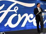 Ford to produce hybrid police car at South Side plant