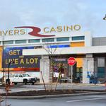 Take a look at Rivers Casino as it nears its opening