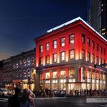 Ryman unveils Broadway bar aimed at a more affluent crowd