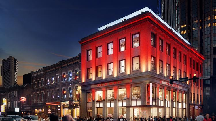 Seeing Red: Metro's battle with Ryman Hospitality over