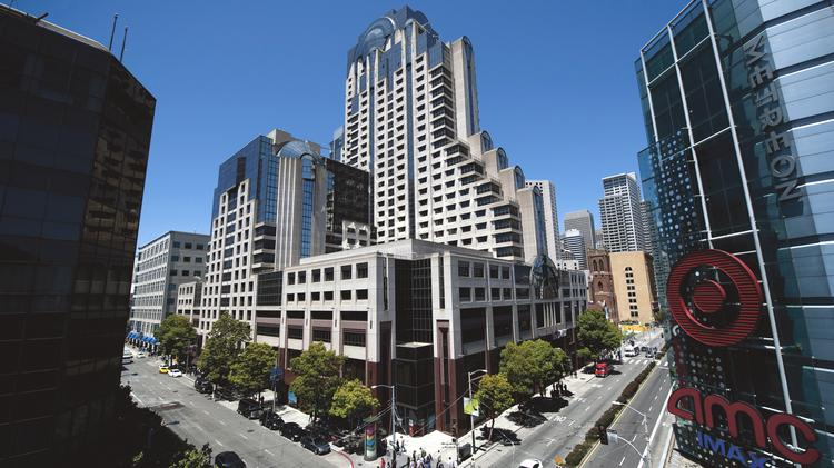 San Francisco Marriott workers approve strike - San Francisco Business Times