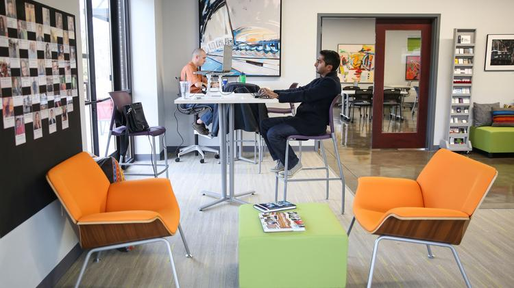 Location Bureau Open Space Metz : Why this entrepreneur decided to open loom coworking in the