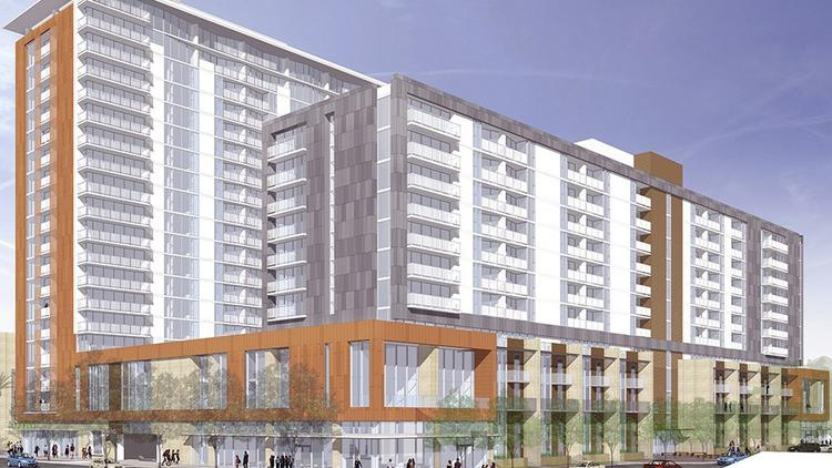 tempe land near asu sells for planned 160m apartment towers