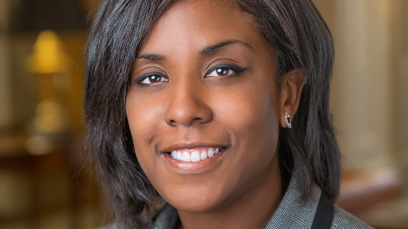 Memphis law firm names first African-American female partner