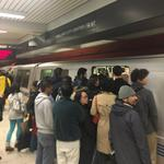 BART service delayed due to disabled train in West Oakland