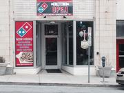 The opening of a Domino's at 630 W. Fourth St. is a product of the increase of residents and activity in downtown Winston-Salem.