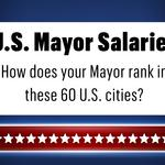 Comparing Dallas Mayor <strong>Mike</strong> <strong>Rawlings</strong>' salary with other mayors