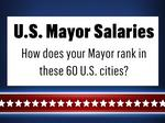 See where Buddy Dyer's salary puts him on a list of 60 major cities' mayors