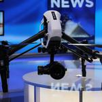 What is the future of drones taking flight in Milwaukee television newscasts?