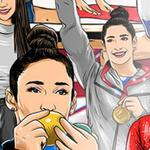 This Chicago startup just created Aly Raisman's official emoji app