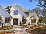 Home of the Day: Brand New Contemporary Tudor Style Home in Gated Oakhill
