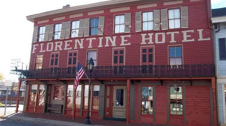 historic florentine restaurant for sale in germantown dayton business journal. Black Bedroom Furniture Sets. Home Design Ideas