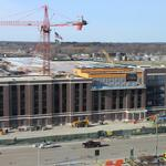 Get a look at progress of the Green Bay Packers Titletown District: Slideshow