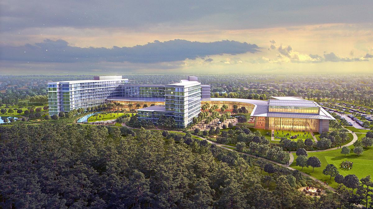 KPMG reveals construction timeline for Lake Nona campus ...