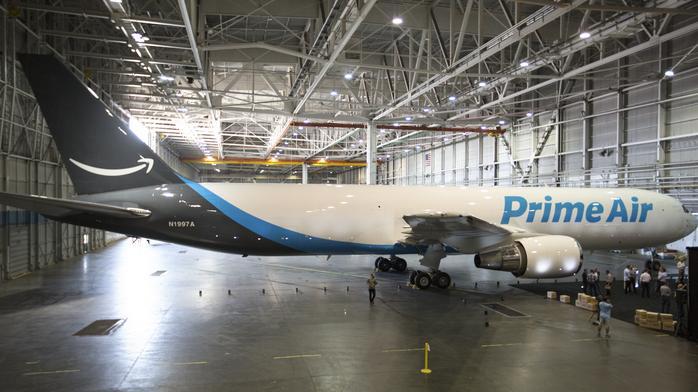 Amazon adds more land for air hub outside Cincinnati