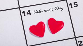 What's the most you have ever spent on a Valentine's Day gift?
