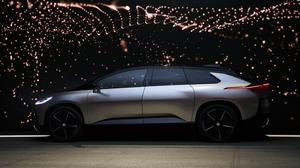 Faraday Future seeks $1 billion to stay on the road