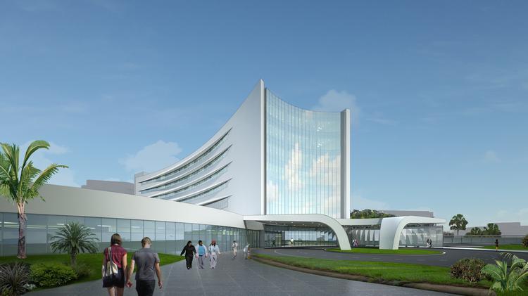 Mount Sinai Medical Center breaks ground on $275M expansion