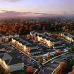 Apartment complex near Jefferson Mall targets summer move-ins after construction delay