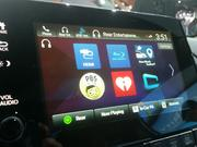 The infotainment options are meant to make the whole family happy.