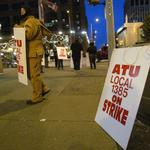 Greater Dayton RTA strike continues amid tenor of frustration