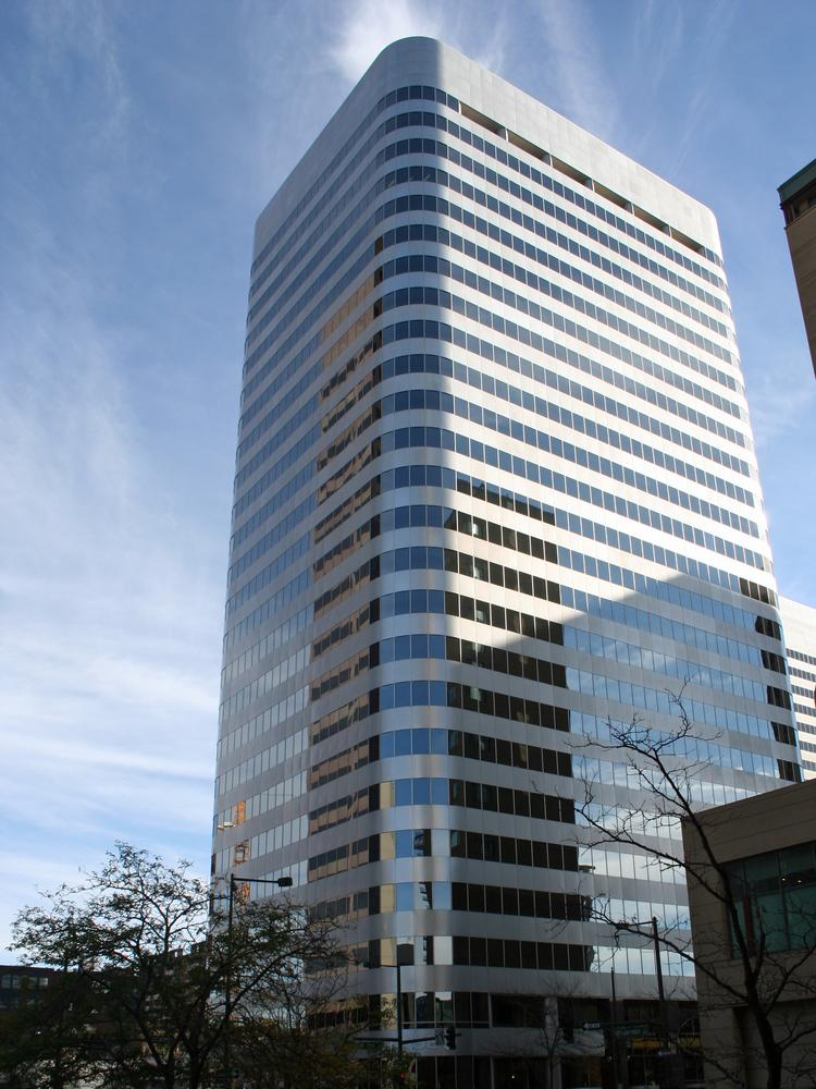 Goldman Sachs buys downtown Denver office tower for $169 million