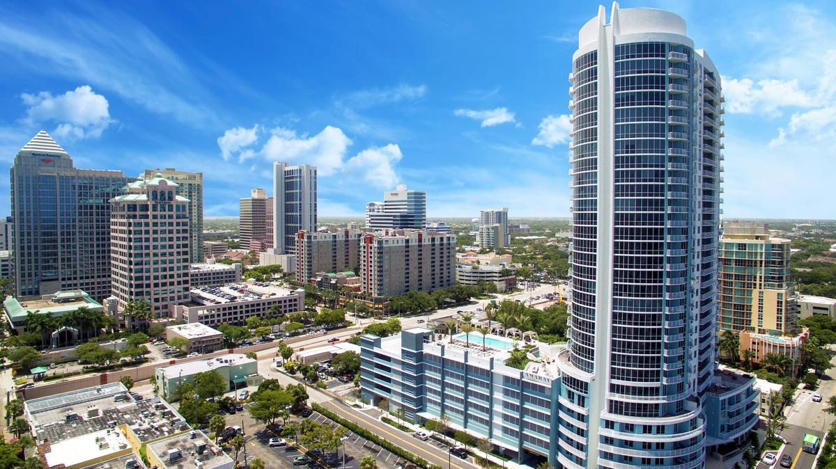 Amaray Las Olas Apartment Tower Listed For Sale By
