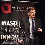 Arts + Business Council hosts Harvard's Clay Christensen