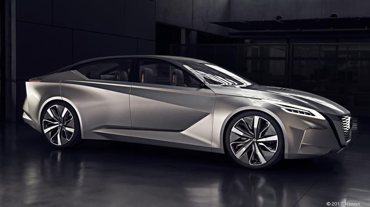 Automotive Minute: New concept cars reveal next-gen design and ...