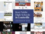 These are the best public high schools in Louisville
