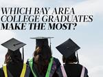 These Bay Area college graduates make the most money (SLIDESHOW)