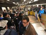 BART service outage, ferry delays as bad weather pounds region