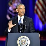 Farewell speech: <strong>Obama</strong> tells Americans not to take democracy for granted
