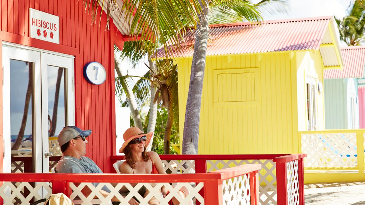Carnival Cruise Line Adds Calls To Princess Cays Photos South Florida Business Journal