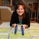 Local mom's odor-killing product lands deal on 'Shark Tank'