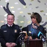 <strong>Pugh</strong> wants to focus on Pennsylvania Avenue, Charles Street during rollout of new lights
