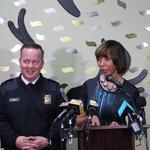 Pugh calls on businesses, community to help with crime reduction plan