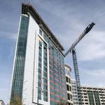 Strong growth in rates, occupancy driving new hotels in Charlotte