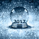 <strong>Crystal</strong>-ball predictions for 2017