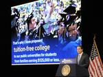 Free tuition? Not really