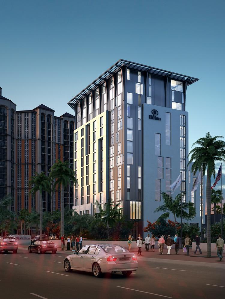 Hilton Properties In West Palm Beach