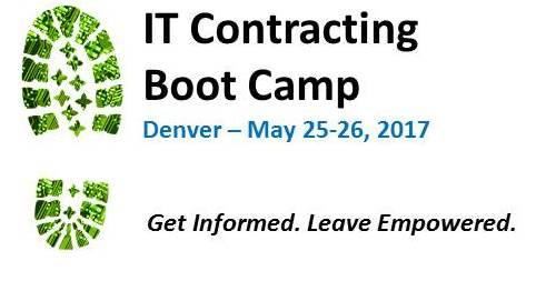 IT Contracting Boot Camp