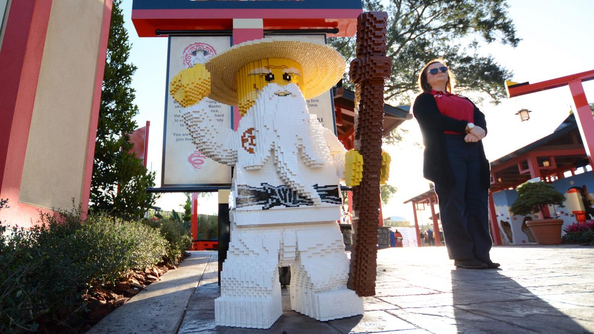 Legoland debuts Ninjago World - Orlando Business Journal