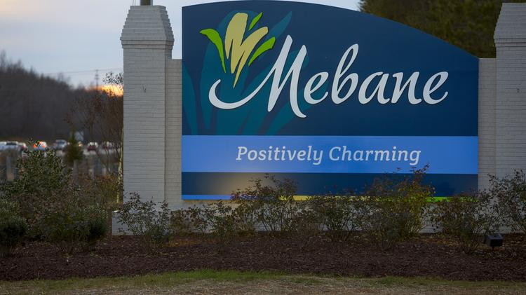 Mebane has emerged as a favorable industrial, retail and